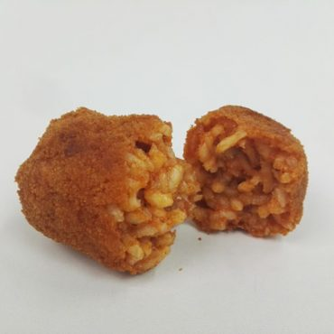 Supplì all'amatriciana